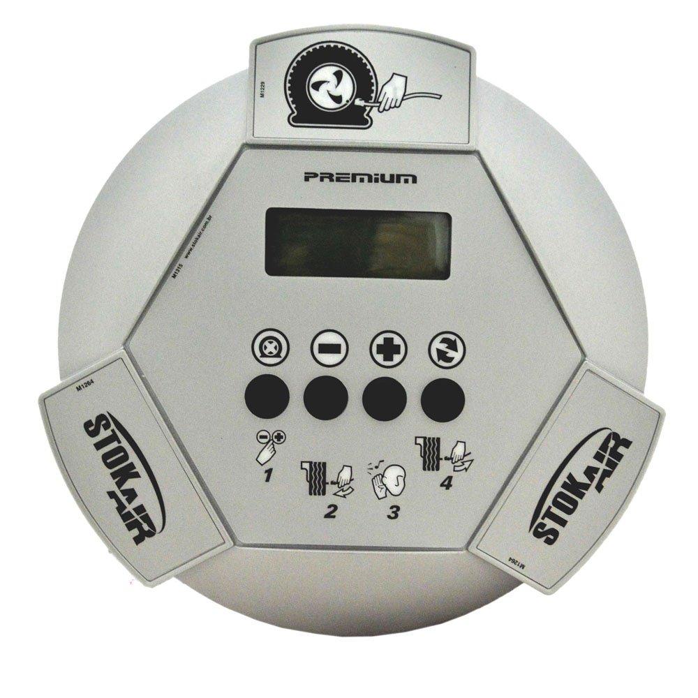 f5ac61226cc Calibrador para Pneu Premium 12V - Ref  M2012 - STOK AIR