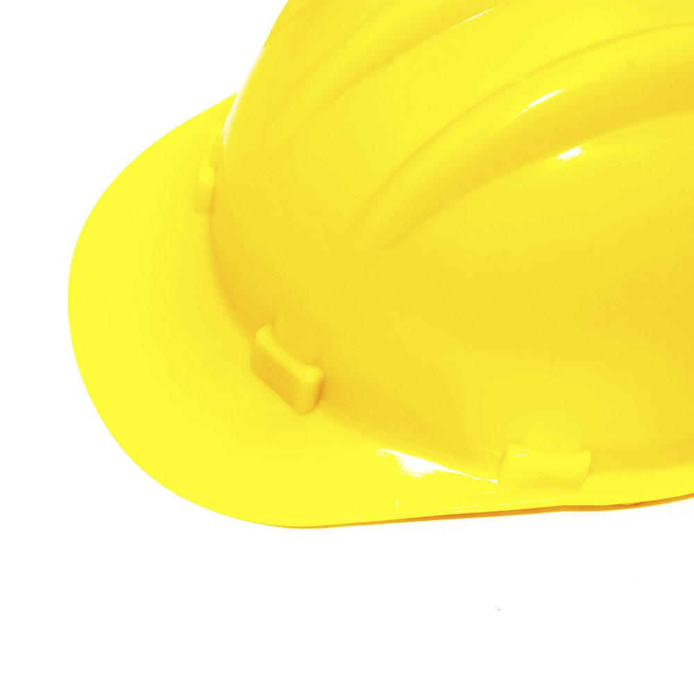 Capacete de Segurança C  Carneira - Amarelo - PROSAFETY 27ddad8c72