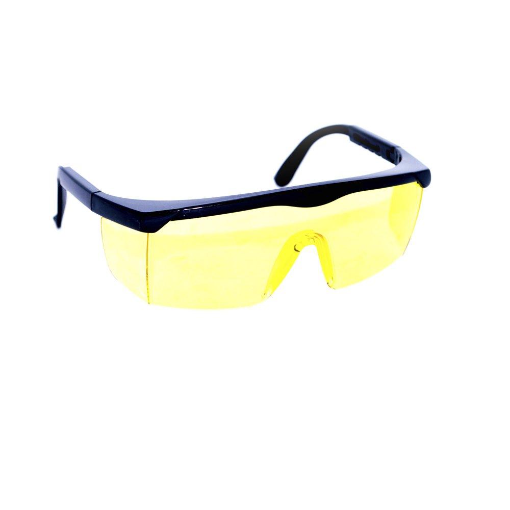 Óculos de Proteção SS1 Amarelo - SUPER SAFETY   Mabore - Materiais ... 92fb8ddbe2
