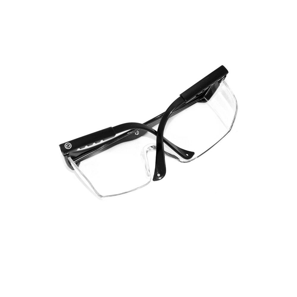 Óculos de Proteção SS1 Incolor - SUPER SAFETY   Mabore - Materiais ... 0c63d350bd