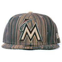 BONE NEW ERA MIAMI MARLINS