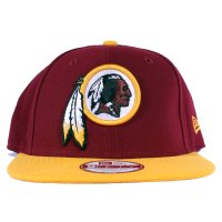 BONE NEW ERA REDSKINS