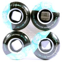 RODA SKATE ELEMENT TERRAIN BLUE 50 mm