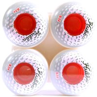 RODA SKATE HUBBA GOLF BALL WHITE 54 mm