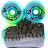 RODA SKATE SPITFIRE TRUGILLO GREEN 58 mm