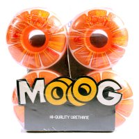RODA SKATE MOOG CITRUS ORANGE 52 mm