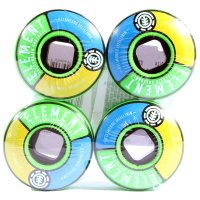 RODA SKATE ELEMENT ALL TERRAIN COLLOR 53 mm
