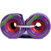 RODA LONG ORANGATANG 4 PRESIDENT PURPLE 74 mm