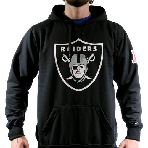 MOLETOM NEW ERA RAIDERS