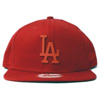BONE NEW ERA RUBBERIZED LOS ANGELES DODGERS