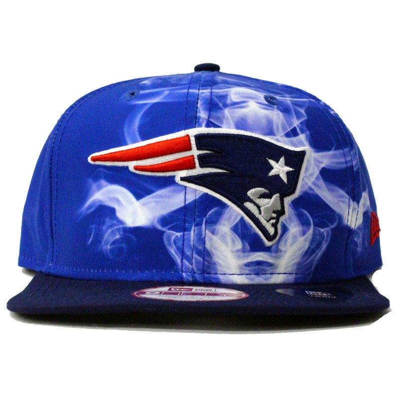 BONE NEW ERA SMOKE NEW ENGLAND PATRIOTS 8496393d67cf1