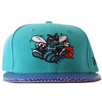 BONE NEW ERA CHARLOTTE HORNETS