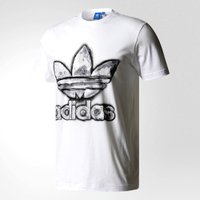CAMISETA TRF GRAPHIC 3 ADIDAS