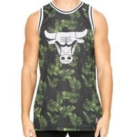 REGATA NEW ERA JERSEY CAMO CHICAGO BULLS