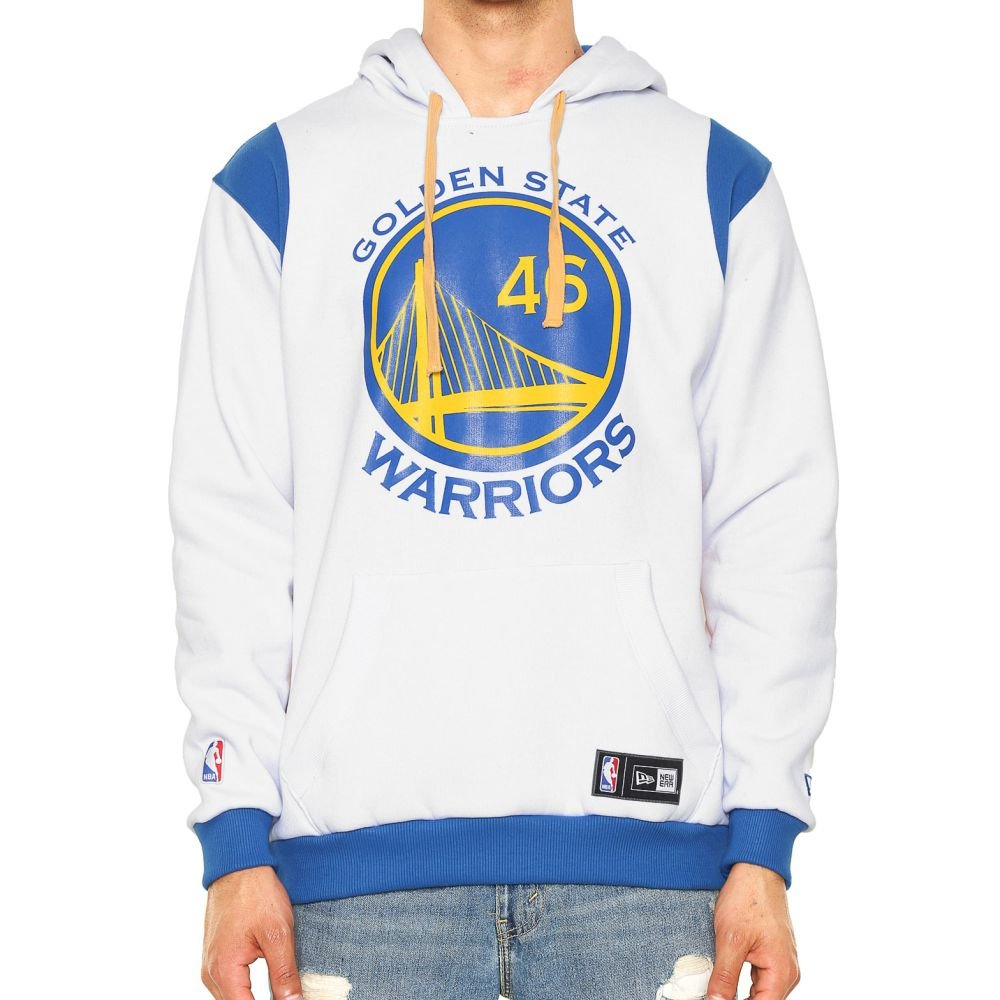 b0b0b888a MOLETOM GOLDEN STATE WARRIORS NEW ERA NUMBER