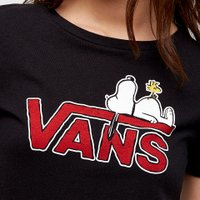 CAMISETA SLEEPING SNOOPY CREW VANS