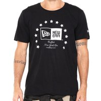 CAMISETA LOGO STAR NEW ERA