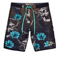 BOARDSHORTS SCREAM SKULL MCD