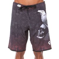 BOARDSHORTS WHITE CROW MCD