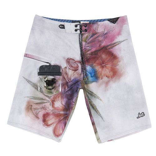 BOARDSHORTS AQUA FLOWER LOST