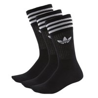 MEIA SOLID CREW 3PP ADIDAS