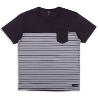 CAMISETA ELEVATED STRIPED BLOCK OAKLEY