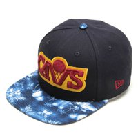 BONE NEW ERA PRINT PLAY TROPICAL SNAPBACK