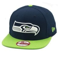 BONE NEW ERA TEAM SEAHAWKS