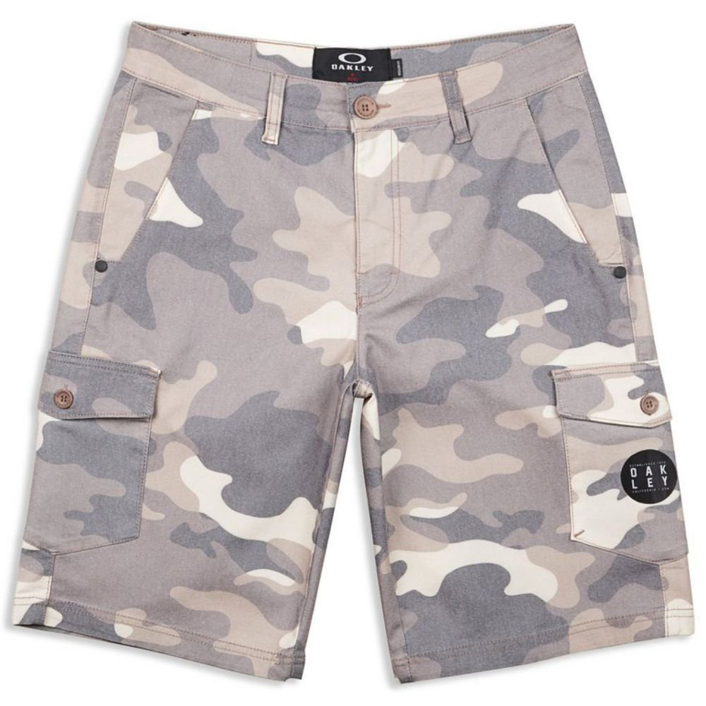 amazing price cheap prices new images of BERMUDA OAKLEY CAMO CARGO 2