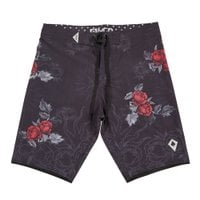 BOARDSHORTS PATCH OF ROSES MCD
