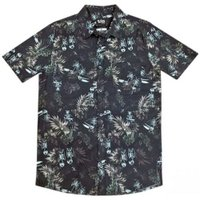 CAMISA HAWAIIAN SKULLS LOST