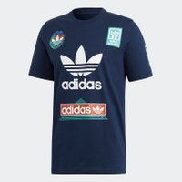 CAMISETA STICKERBOMB ADIDAS