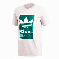 CAMISETA FILLED LABEL ADIDAS