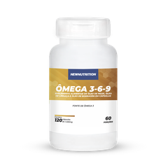 Ômega 3-6-9 120 softgels