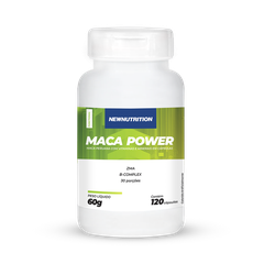 Maca Power 120 cápsulas