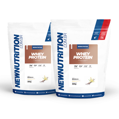 Combo 2 Whey Protein