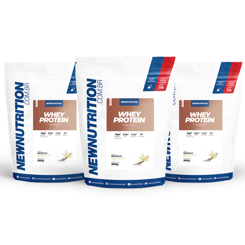 Combo 3 Whey Protein