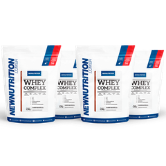 Combo 4 Whey Complex