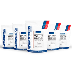 Combo 5 Whey Complex