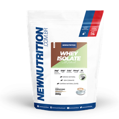Whey Isolado All Natural -  Adoçado com Stevia