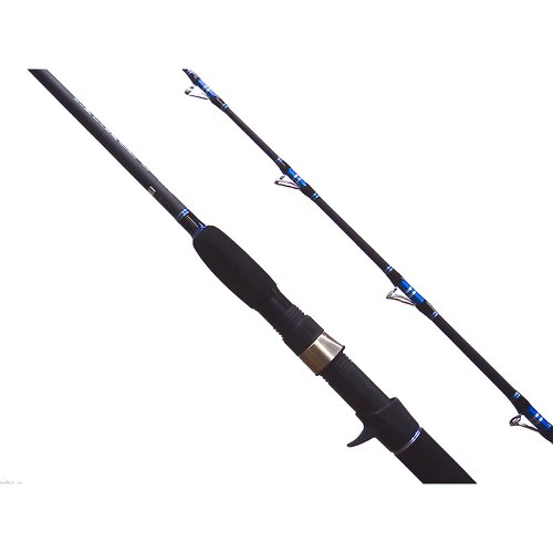 Vara BT Big Game 1,75 m Pesca Pesada 80Lbs Carretilha