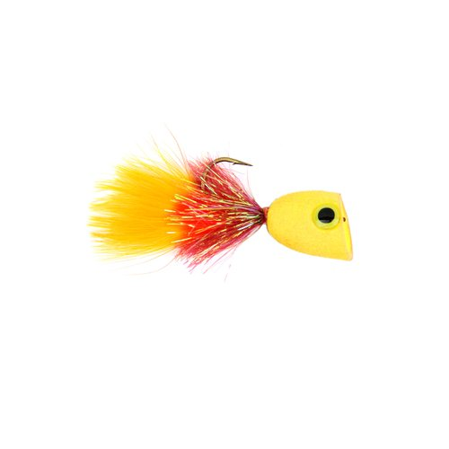 Isca Total Fly Popper Marabou (tamanho 2)