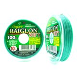 Super Raiglon soft / monofilamento/ de :0,235 a 0,470 mm