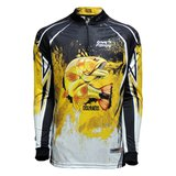 Camiseta De Pesca Rock Fishing Dry (Dourado do Rio)