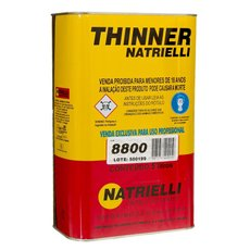 Thinner 5LT TH880005 - Natrielli TH880005