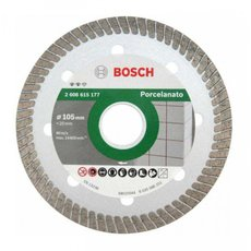 Disco Diamantado Expert Turbo Fino 105mm - Bosch