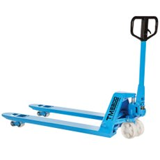 Transpalete Manual Paletrans 2500Kg 680x1150mm Roda Dupla em Nylon