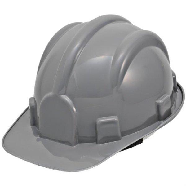 Capacete de Segurança Cinza Pro Safety   Pires Martins c473c2fdf6