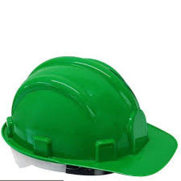 Capacete de Segurança Verde Pro Safety   Pires Martins 5865514ad8