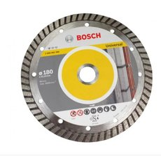 Disco de Corte Diamantado Turbo Univesal 180mm - Bosch